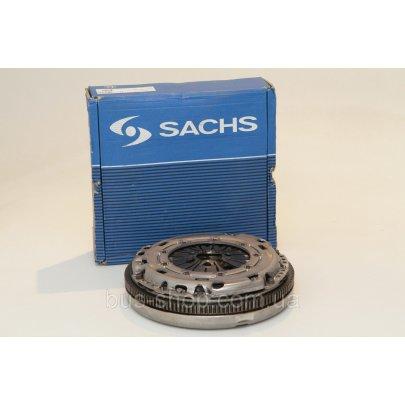 Демпфер / маховик + комплект сцепления (корзина, диск, без выжимного подшипника) VW Caddy III 1.9TDI 77kW 04- 2289 000 280 SACHS (Германия)
