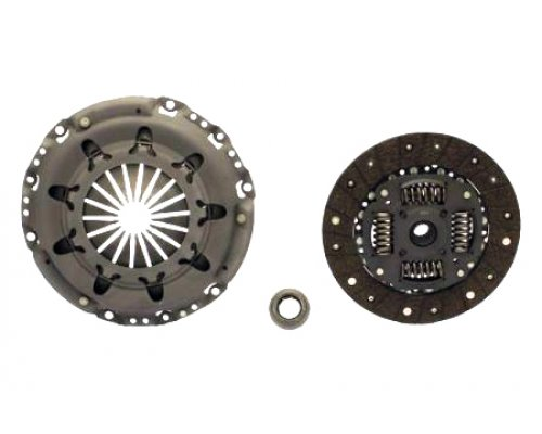 Комплект сцепления (корзина, диск, выжимной, d=240) Peugeot Partner II / Citroen Berlingo 1.6HDi II 2008- SL3DS1122 STARLINE (Чехия)