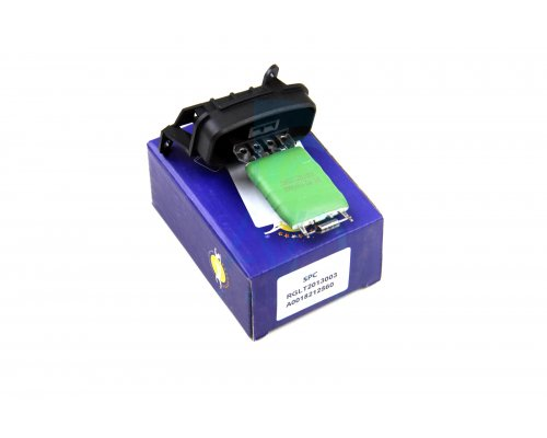 Реостат / резистор печки MB Vito 638 1996-2003 SPC-RGLT2013003 SPC (Турция)