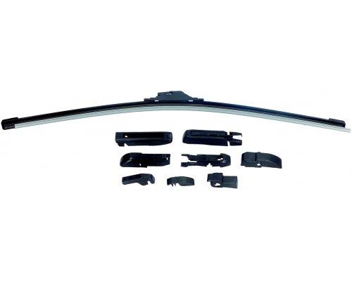 Щетка стеклоочистителя водительская (бескаркасная, 650мм) Peugeot Partner II / Citroen Berlingo II 2008- SS-F65 JAPANPARTS (Италия)