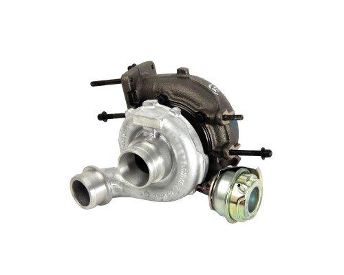 Турбина (двигатель AVR / ANJ, заводская реставрация) Volkswagen LT 2.5TDI 80kW 1999-2006 TDS1030T STARLINE (Чехия)