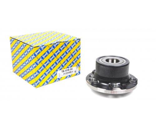 Подшипник ступицы задний (ступица, без ABS) Fiat Scudo / Citroen Jumpy / Peugeot Expert 1995-2006 TGB.40189.S04 SNR (Франция)