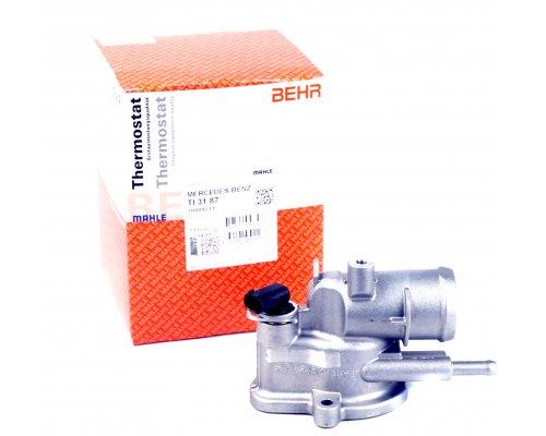 Термостат (двигатель OM646) MB Vito 639 2.2CDI 2003- TI3187 MAHLE (Австрия)