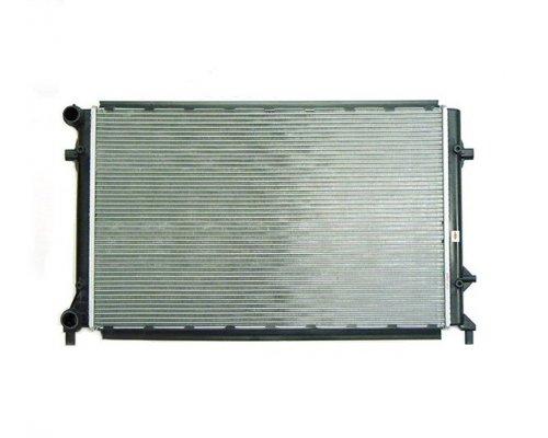 Радиатор охлаждения (648x399x26мм) VW Caddy III 1.4 / 1.6 / 2.0 / 2.0SDI 2004-2015 TP.15.65.277A TEMPEST (Тайвань)