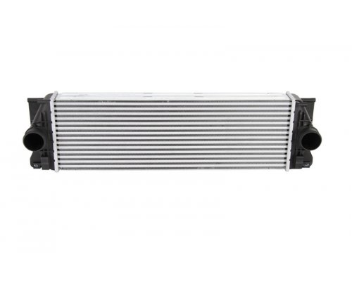 Радиатор интеркулера (двигатель: OM646) MB Sprinter 906 2.2CDI 2006- TP.15.96.628 TEMPEST (Тайвань)
