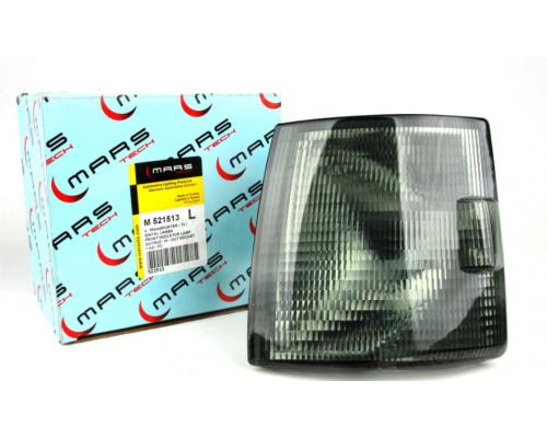 Указатель поворота левый (серый) VW Transporter T4 90-03 521513 MARS (Турция)