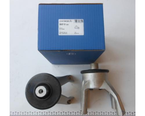 Подушка двигателя задняя (АКПП) VW Transporter T5 2.0 / 2.0TDI / 2.5TDI 03- 35027 LEMFOERDER  (Германия)