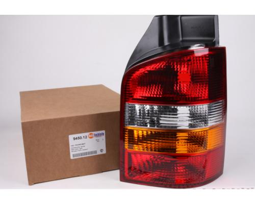 Фонарь задний правый (желтый поворот, ляда) VW Transporter T5 03- 9450.12 AUTOTECHTEILE (Германия)