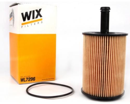 Масляный фильтр VW Transporter T5 1.9TDI / 2.5TDI 03-09 WL7296 WIX (Польша)