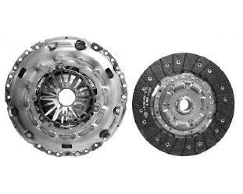 Комплект сцепления VW Transporter T5 2.5TDI 128kW + 4x4 03- 624 3178 09 LuK (Германия)