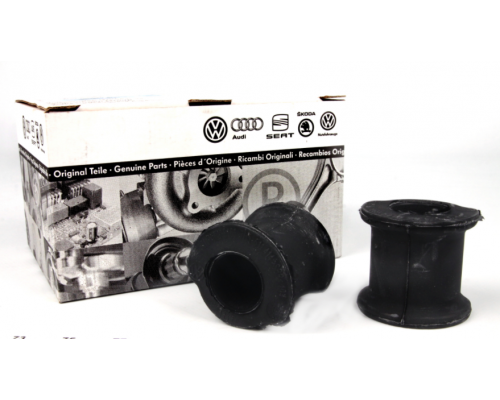 Втулка заднего стабилизатора внешняя (D=23mm) VW Transporter T5 03- 7H5511414 VAG (Оригинал, Германия)