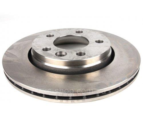 Тормозной диск задний (LUCAS, 294x22mm) VW Transporter T5 03- 6150.03 AUTOTECHTEILE (Германия)