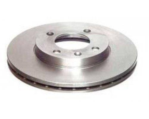 Тормозной диск передний (R16, 308x29.5mm) VW Transporter T5 03- RD.3325.DF4308S RIDER (Венгрия)