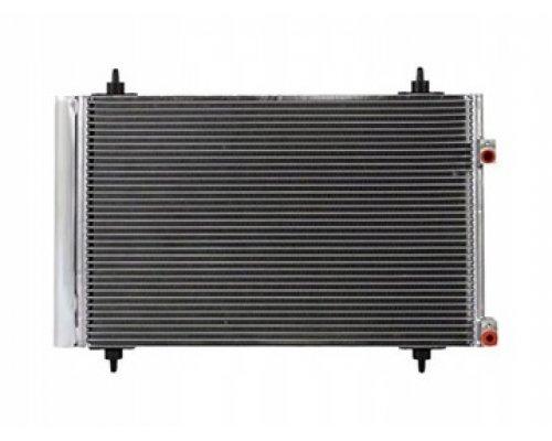 Радиатор кондиционера Fiat Scudo II / Citroen Jumpy II / Peugeot Expert II 1.6HDi, 2.0HDi 2007- TSP0225548 DELPHI (США)