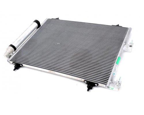 Радиатор кондиционера Citroen Jumpy II / Peugeot Expert II 2.0 (бензин) 2007- TSP0225595 DELPHI (США)