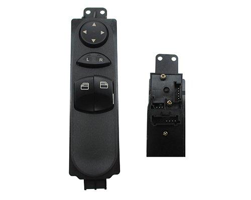Панель управления стеклоподъемником / зеркалом левая MB Sprinter 906 2006- V10-73-0307 VEMO (Германия)