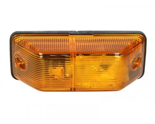 Повторитель поворота левый (желтый, со сдвоенным колесом) MB Sprinter 408-416 1995-2006 8239 AUTOTECHTEILE (Германия)