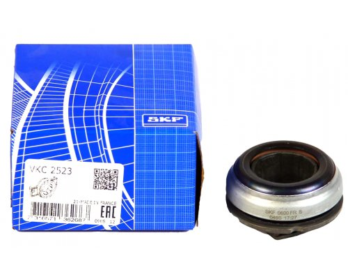 Подшипник выжимной Fiat Scudo / Citroen Jumpy / Peugeot Expert 2.0 (бензин) 1995-2006 VKC2523 SKF (Франция)