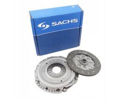Комплект сцепления (корзина + диск) MB Sprinter 906 (двигатель OM642) 3.0CDI 2006- 3000951824 SACHS (Германия)