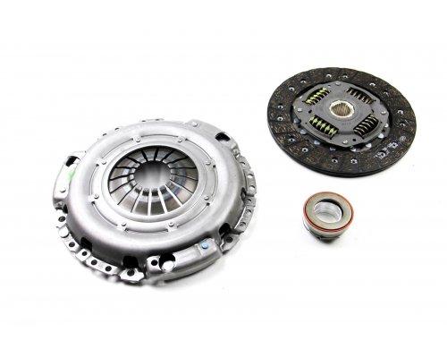 Комплект сцепления (корзина, диск, выжимной подшипник) MB Vito 638 2.3D 1996-2003 623307200 LuK (Германия)