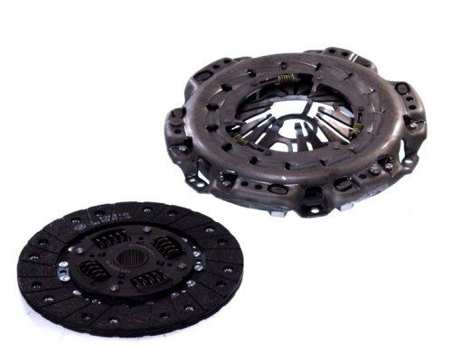 Комплект сцепления (корзина + диск) MB Vito 639 2.2CDI (65/70/80kW, двигатель OM646) 2003- 623316919 LuK (Германия)