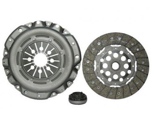 Комплект сцепления (корзина, диск, выжимной, D=240mm) MB Vito 2.3TD 1996-2003 624301200 LuK (Германия)