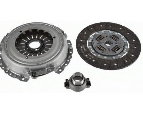 Комплект сцепления (корзина + диск) Renault Trafic II / Opel Vivaro A 2.0dCi 06-14 SL2DS9036 STARLINE (Чехия)