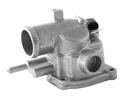 Термостат (двигатель OM646) MB Vito 639 2.2CDI 2003- VT-907 JAPANPARTS (Италия)