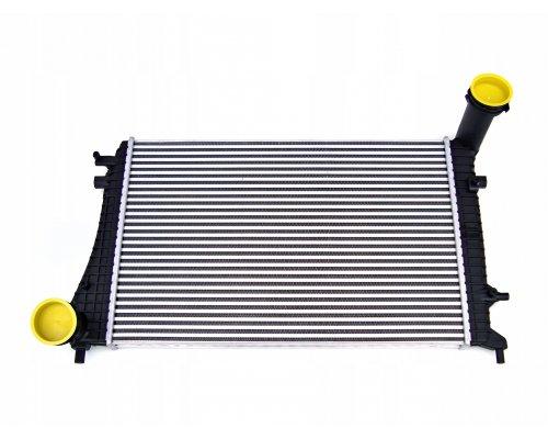 Радиатор интеркулера (двигатель BLS / BSU / BMM) VW Caddy III 1.9TDI / 2.0TDI 103kW 04-10 VW4227 AVA (Нидерланды)