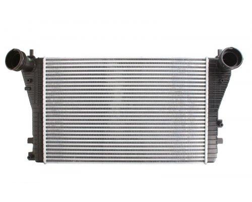 Радиатор интеркулера (двигатель BJB) VW Caddy III 1.9TDI 04-10 VWA4306 AVA (Нидерланды)