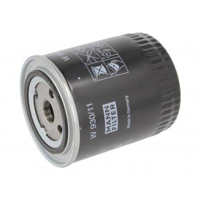 Масляный фильтр Citroen Jumper / Peugeot Boxer 2.5D / 2.5TDT / 2.5 TD / 2.5TDi 1994-2006 W930/11 MANN (Германия)