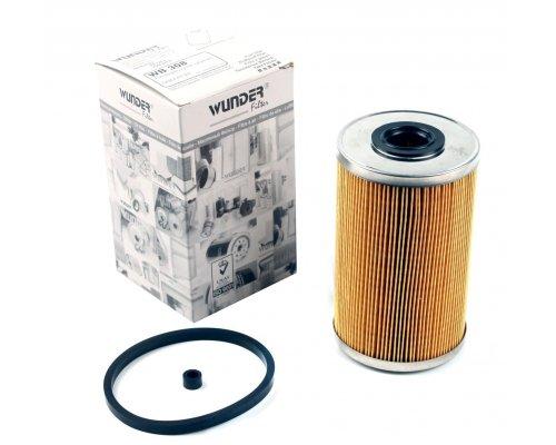 Фильтр топливный (высота 120мм) Renault Trafic II / Opel Vivaro A 1.9dCi / 2.0dCi / 2.5dCi 01-14 WB-308 WUNDER (Турция)