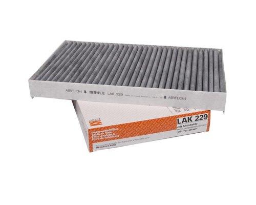 Фильтр салона (угольный) MB Vito 639 2003- LAK229 KNECHT (Германия)