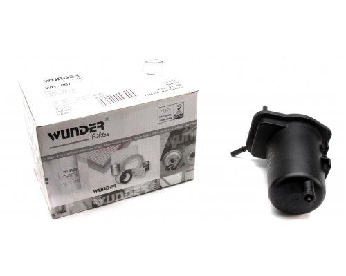Фильтр топливный Renault Kangoo / Nissan Kubistar 1.5dCi 97-08 WB-807 WUNDER (Турция)