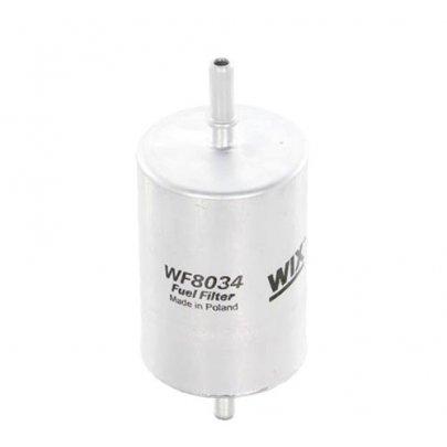 Фильтр топливный Peugeot Partner / Citroen Berlingo 1.1 / 1.4 / 1.6 (бензин) 1996-2008 WF8034 WIX (Польша)