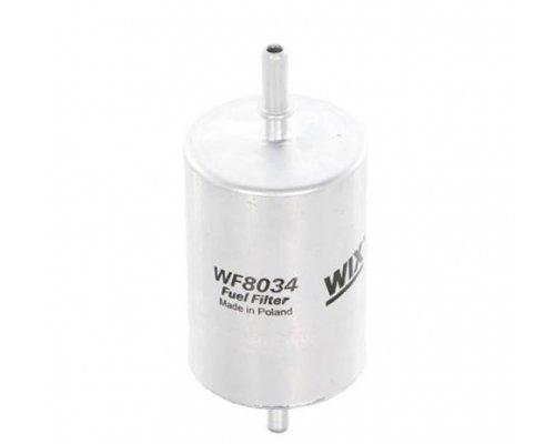 Топливный фильтр Peugeot Partner II / Citroen Berlingo II 1.2 / 1.4 / 1.6 (бензин) 2008- WF8034 WIX (Польша)