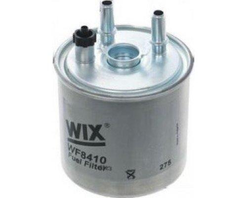 Фильтр топливный (с датчиком воды, до 05.2009) Renault Kangoo II 1.5dCi 2008-2009 WF8410 WIX (Польша)
