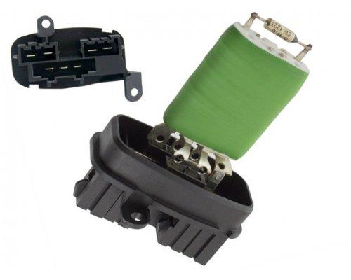 Реостат / резистор печки (7 контактов, до № кузова: R365850) MB Sprinter 901-905 1995-2006 2D0959263 VAG (Германия)