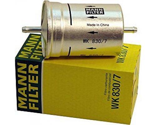Топливный фильтр VW Transporter T4 2.0 / 2.5 / 2.8 (бензин) 90-03 WK830 MANN (Германия)