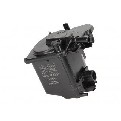 Фильтр топливный Peugeot Partner / Citroen Berlingo 1.6HDi 55kW, 66kW 1996-2008 WK939/2 MANN (Германия)