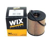 Фильтр масляный Peugeot Partner / Citroen Berlingo 1.1 / 1.4 / 1.6 (бензин) 1996-2008 WL7413 WIX (Польша)