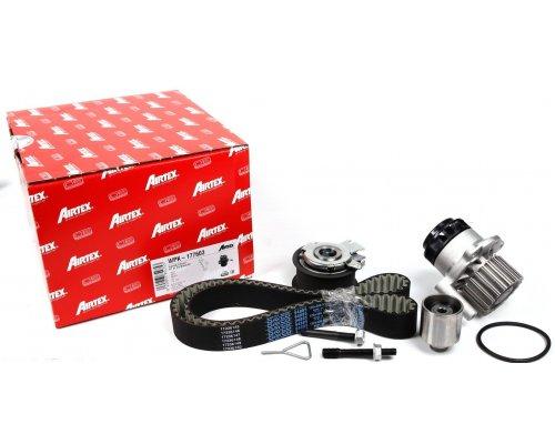 Комплект ГРМ + помпа VW Caddy ІІІ 1.9TDI / 2.0SDI 04-10 WPK-177603 AIRTEX (Испания)