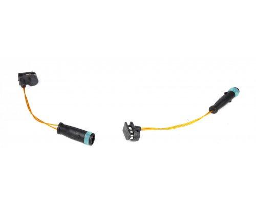 Датчик износа тормозных колодок задний (комплект, 95мм) VW Crafter 2006- WS0227A QUICK BRAKE (Дания)