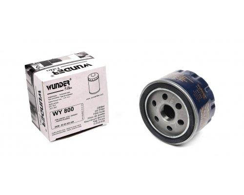 Масляный фильтр Renault Kangoo 1.4 / 1.6 / 1.5dCi / 1.9D 97-08 WY-800 WUNDER (Турция)