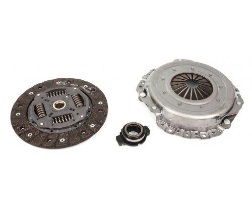 Комплект сцепления (корзина, диск, выжимной) Fiat Scudo / Citroen Jumpy / Peugeot Expert 1.9D 1995-2006 Y402ST SASSONE (Италия)