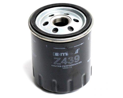 Фильтр масляный Fiat Scudo / Citroen Jumpy / Peugeot Expert 1995-2006 Z439 MISFAT (Польша)